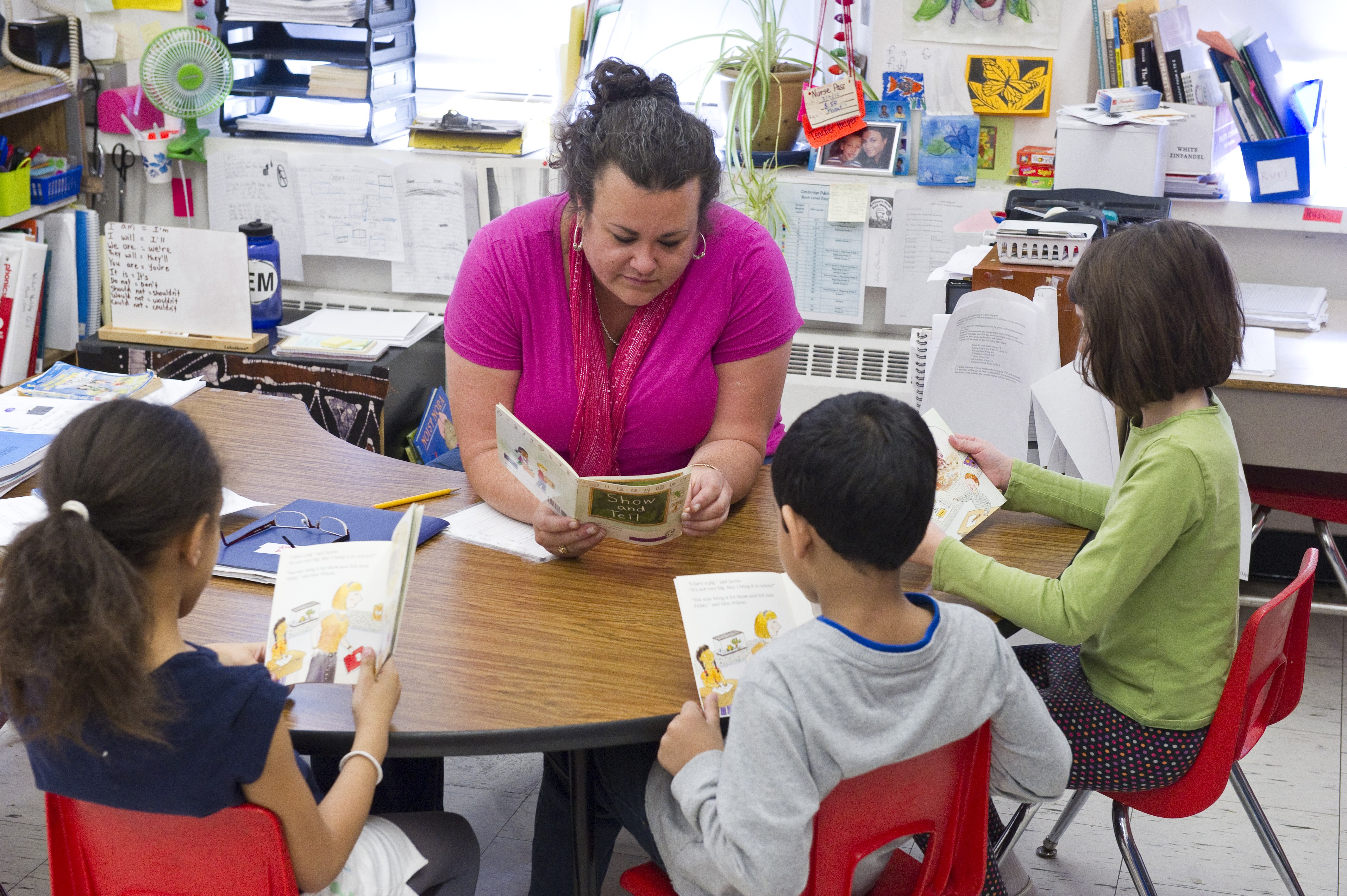Collaborative Classroom Reading Curriculum : Guided reading and the common core state standards