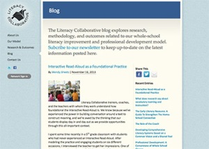 National LC Blog Snapshot